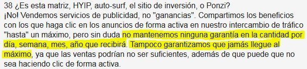 timo fortadpays regla 38 español