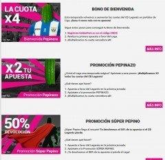 goldenpark timo fraude patrocinador leganes cuota freebet promociones foronaranja